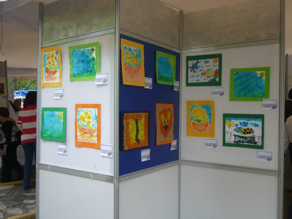 Exposiciones del 2011 al 2015.
