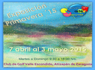 Exposición Club de Golf Valle Escondido.