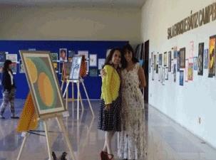 Exposición unidos por el Arte Nov. 2015, Centro Cultural Luis Nishizawa.